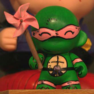 24 Nifty Ninja Turtle Products