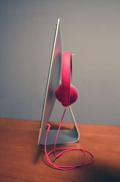 Desktop Headphone Hooks
