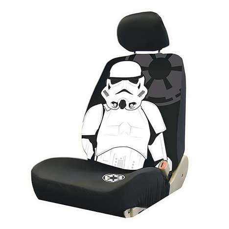 Sci-Fi Seat Covers