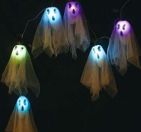 Spooky Light-Up Decor