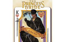 Cult Rom-Com Cards - The Princess Bridge Playing Cards are for Fans of Westley and Buttercup