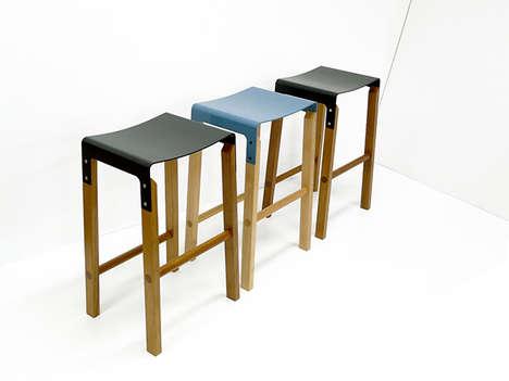 Simplified Industrial Seating