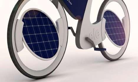 Solar-Paneled Cycles