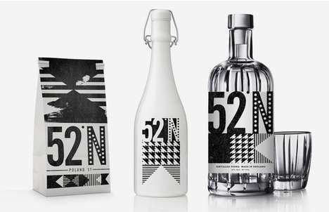 Bold Graphic Bottles
