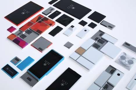 Modular Smartphone Concepts (UPDATE)