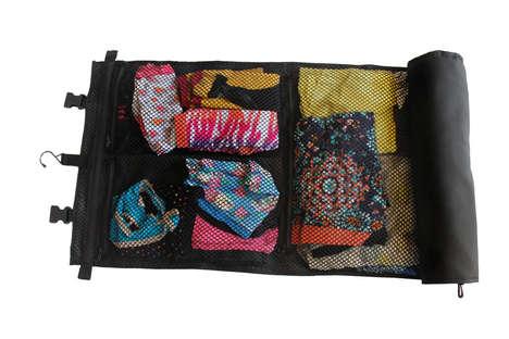Organization-Maximizing Travel Bags