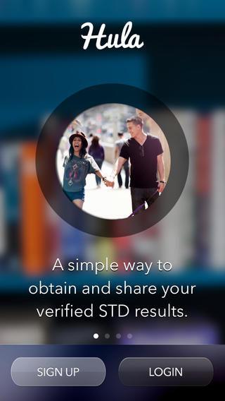 STD Result-Sharing Apps