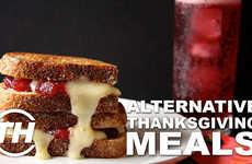 Alternate Thanksgiving Meals - Courtney Scharf Shares Some Strange Yet Scrumptious Dinner Ideas