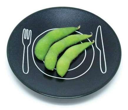 Illusory Food-Enlarging Plates