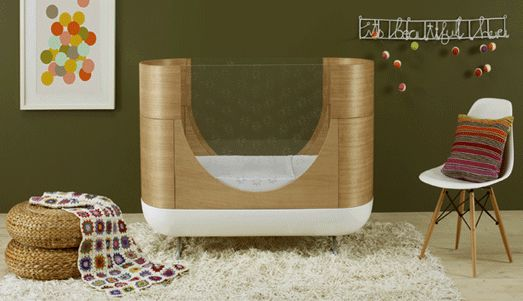 38 Modern Baby Beds
