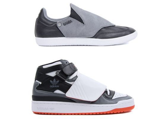 32 Contemporary Velcro Shoes