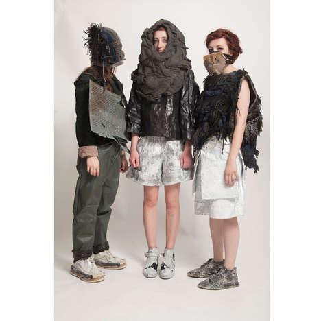 Experimental Upcycled Fashion