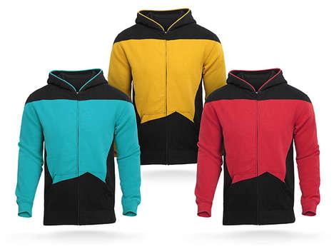 Stylish Starfleet Sweaters