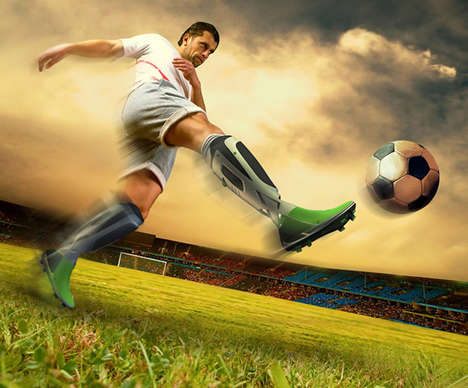 Impressive Football Prostheses - The Impetus Soccer Prosthesis Enables Amputees to Play More Sports