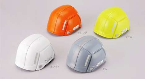 Collapsible Emergency Head Equipment