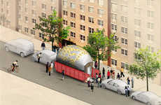 Inflatable Activism Centers