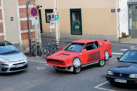 Mock Sports Car Sheaths