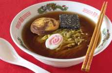 Disguised Asian Food Cakes - This Bowl of Ramen Noodles is Actually a Deceptively Sweet Dessert