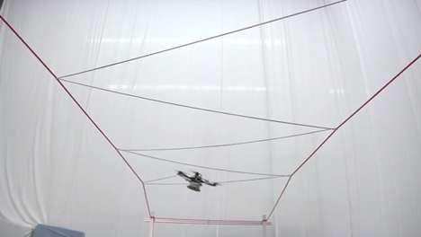 Web-Weaving Drones