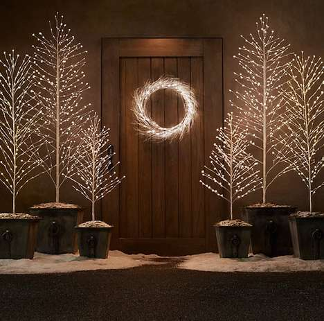 These Light Up Trees Will Add Festive Light to Your Home