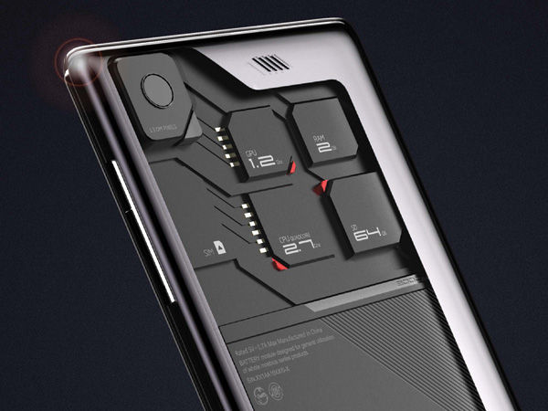 Customizable Concept Smartphones