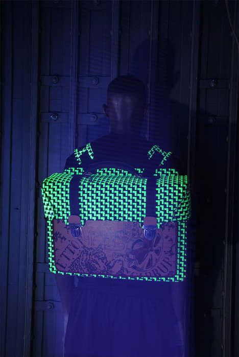 Glow-in-the-Dark Streetwear Catalogs