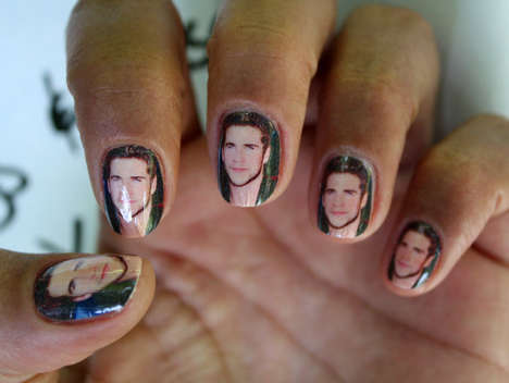 Heartthrob Nail Decals