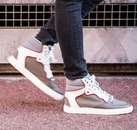 Luxe Walking Shoes