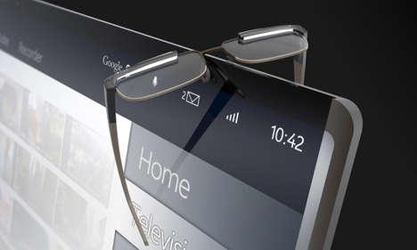 Hi-Tech Spectacles