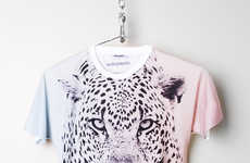 Animal-Saving Tees - The Akomplice x The Nature Conservancy Eco T-Shirts Aid Conservation Projects