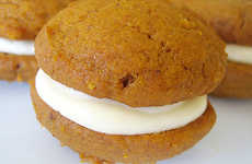 Thanksgiving Bite-Size Treats - Mini Pumpkin Whoopie Pies are the Perfect Festive Dessert