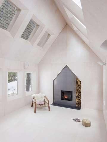 Modernist Cabin Architecture