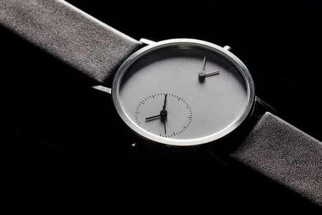 Dual Clock Timepieces