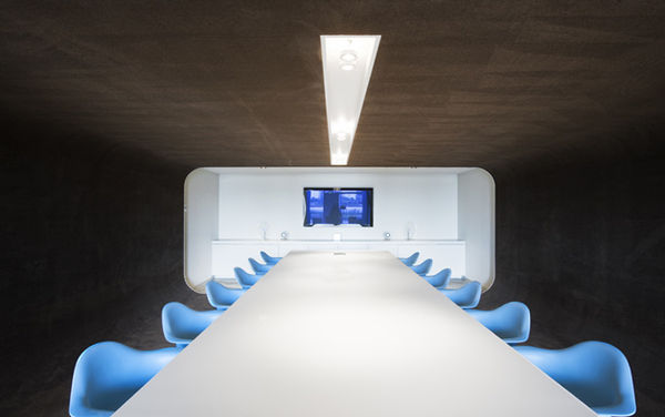 71 Futuristic Office Spaces