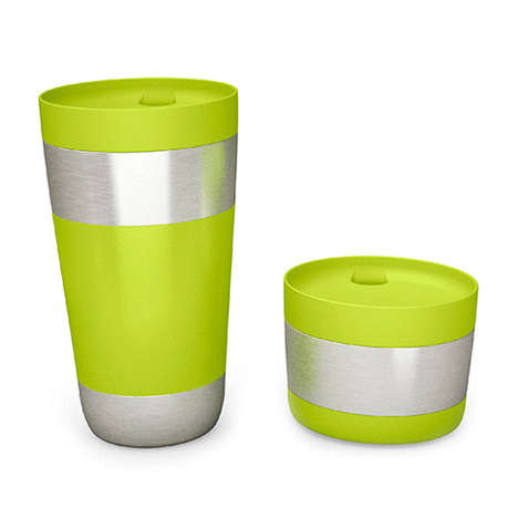 Collapsible Coffee Cups