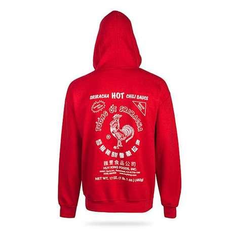 Hot Sauce Sweatshirts