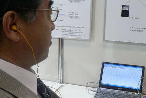 Earbud Heart Monitors