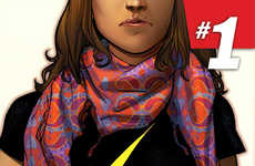 Culturally Diverse Superhero Comics