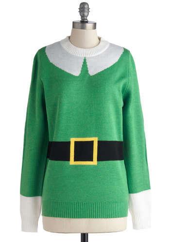 Santa's Helper-Inspired Clothes