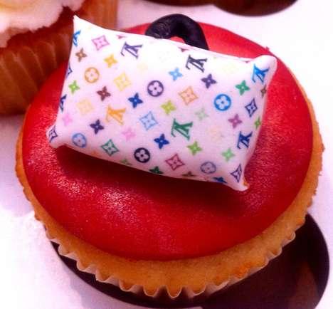 Chic Designer Cupcakes