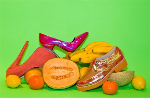 18 Fruity Footwear Designs