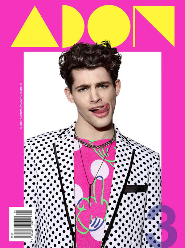 18 Bold Male Magazine Covers