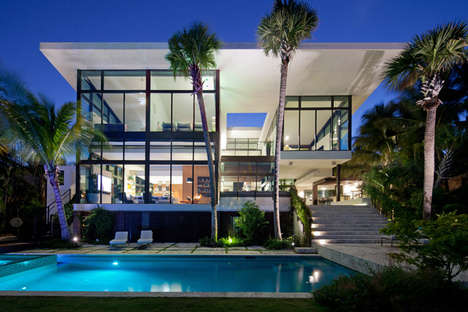 Mod Glass Homes