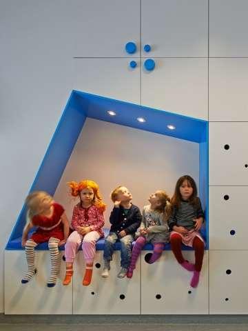 Modular Interior Playgrounds