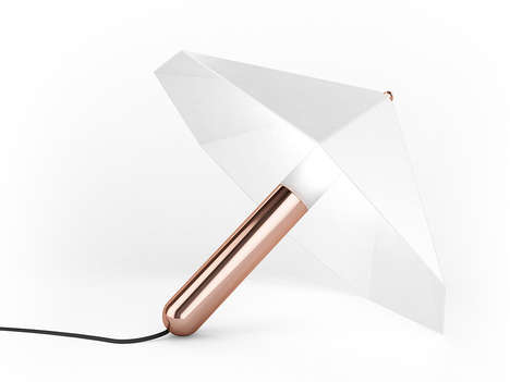 Angled Umbrella Illuminators