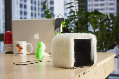 Cubed Interactive Pet Gadgets