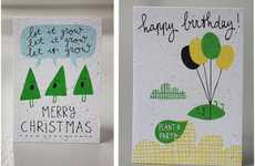 Biodegradable Greeting Cards