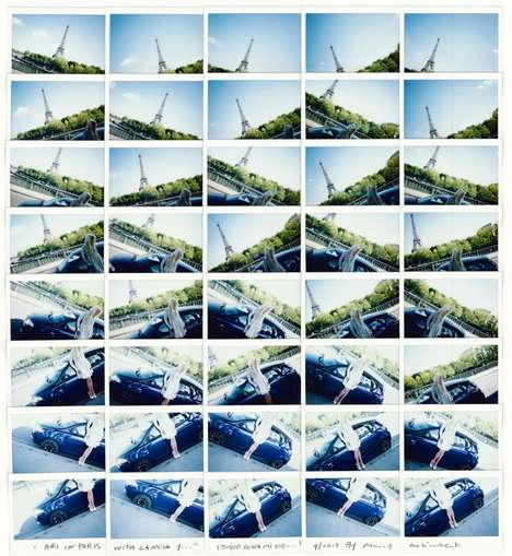 French Filmstrip Photography