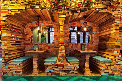 Sensory South-American Eateries