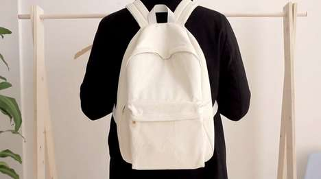 Eco-Friendly Sustainable Backpacks - Daniel Eckler Believes the Future Calls for 'A Better Backpack'
